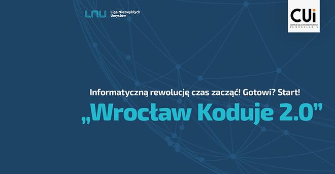 Wrocław Koduje 2.0 – warsztaty