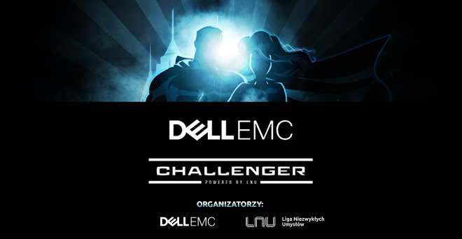 Dell EMC Challenger powered by LNU